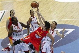 Spain Womens National Team Eurobasket Schedule