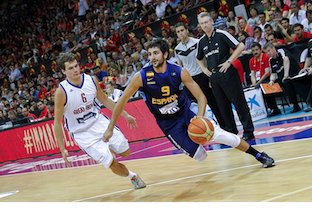 Spains Goes Undefeated In Eurobasket Preparation