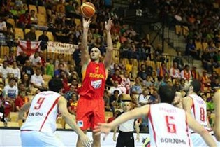 Spain Ends EuroBasket Men 2013 First Round With 83-59 Blowout Win Against Georgia