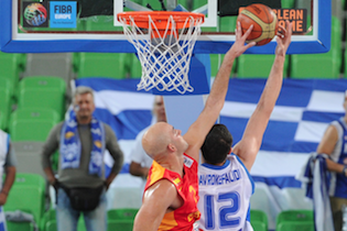 Greece Pulls Off 79-75 Upset Win Over Sloppy Spain In EuroBasket Men 2013