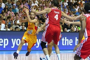 Spain Opens EuroBasket Men Title Defense With 68-40 Rout Against Croatia
