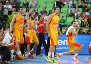 Spain Routs Croatia 92-66 To Take Home EuroBasket Men 2013 Bronze Medal