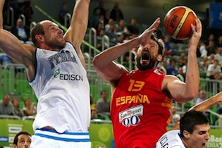 Italy Stuns Spain 80-72 In Overtime Thriller In EuroBasket Men 2013