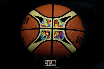 Unveiling of the Official World Cup Basketball 2014