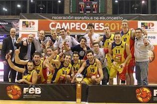 River Andorra MoraBanc Champion Copa Príncipe 2014
