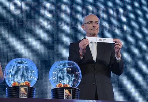 FIBA Women's World Championship Draws Spain in Group A