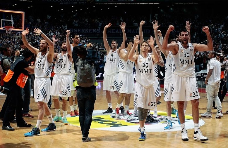 Real Madrid to Meet Barcelona in Milan Euroleague Final Four
