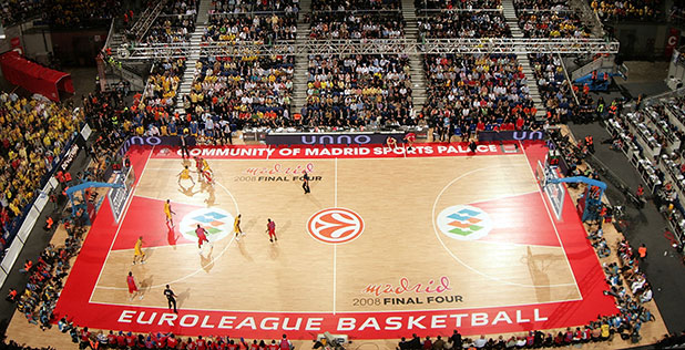 Madrid Set To Host 2015 Euroleague Final Four