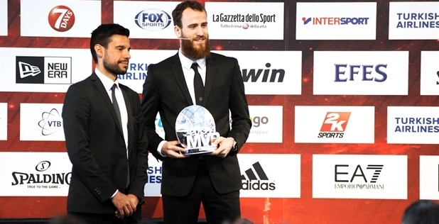 Sergio Rodriguez Named 2014 Euroleague MVP