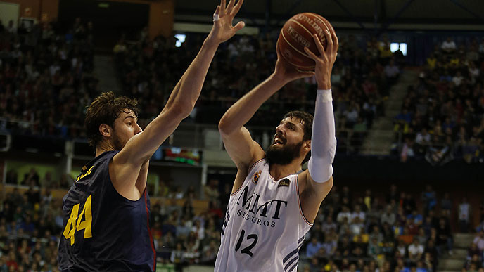Real Madrid To Face FC Barcelona in ACB Finals (Schedule)