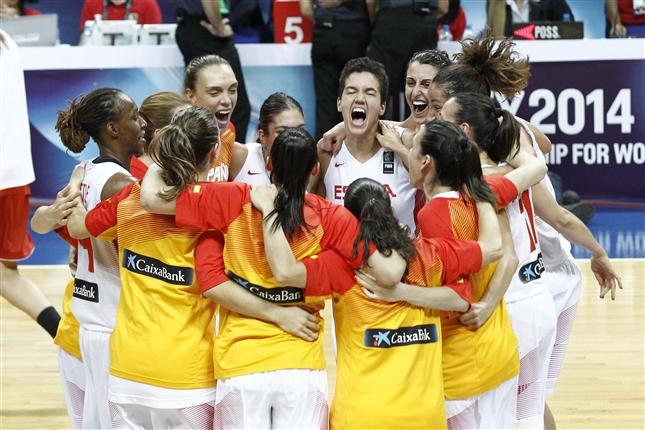 Spain Defeats Turkey To Make History Trip To World Cup Finals