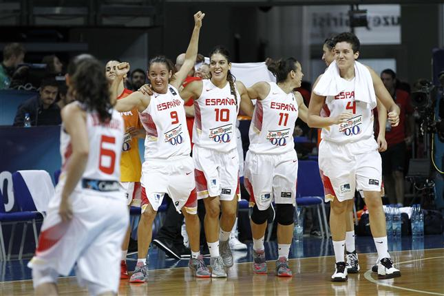 Spain To Host 2018 Womens World Basketball Cup