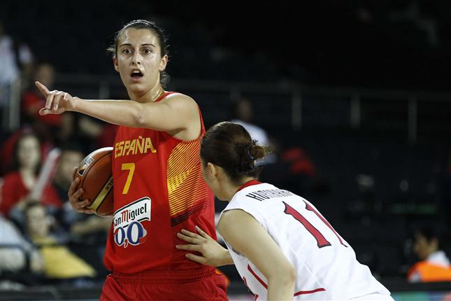 Alba Torrens Selected as 2014 FIBA Player of the Year