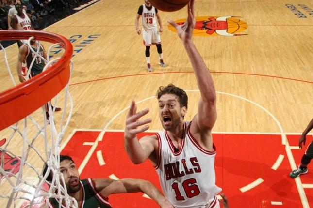 Pau Gasol Scores Personal NBA Score Record of 46 points