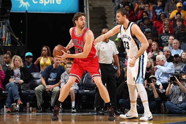 Pau & Marc Gasol Will Make History as First Brothers, All-Star Game Starters