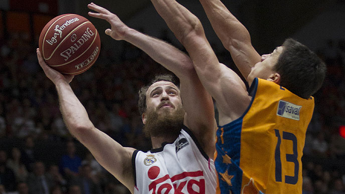Real Madrid Closer To Triple Titles as ACB Championship Finalist