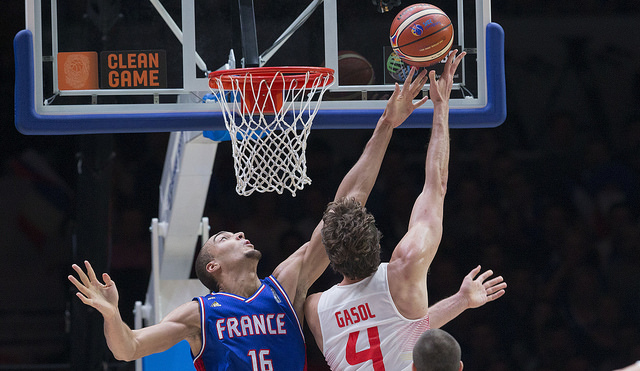 Gasol Leads Spain To Eurobasket Final With 40pts Over France 80-75