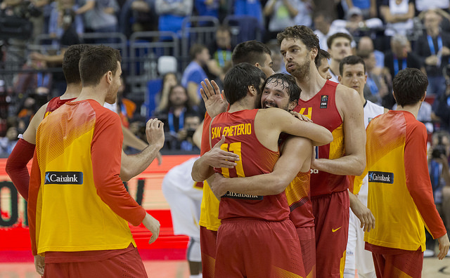 Spain Back in Business With Thrilling Win Over Germany 77-76