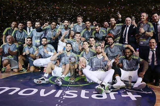Real Madrid Wins 3rd Consecutive Copa del Rey Title Over Gran Canaria