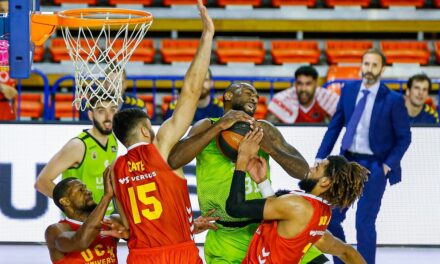 UCAM Murcia adds its first win in 2021 and leaves Fuenla in the pot