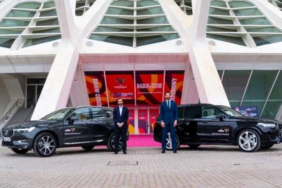 Volvo expands its collaboration with the FEB for the Eurobasket F …