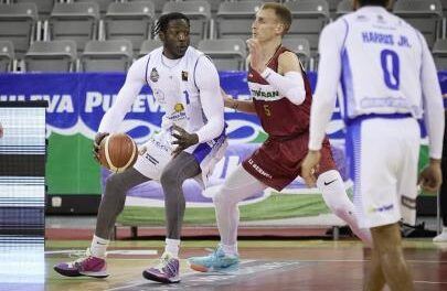Moussa Konè, out for the rest of the season at CB Almansa with Afanion