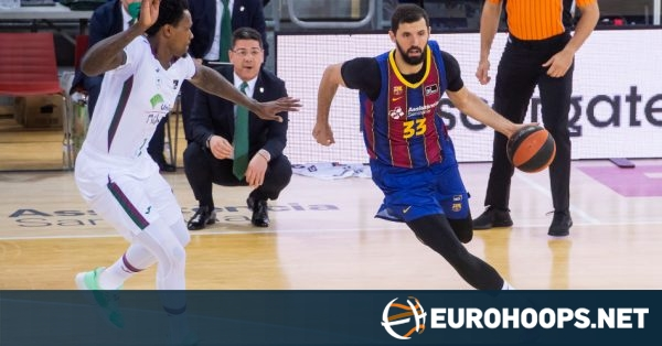 Barcelona captures 12th straight ACB win