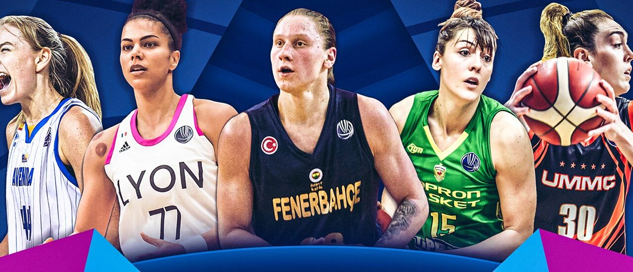 Leading the charge: The plus-minus queens of EuroLeague Women