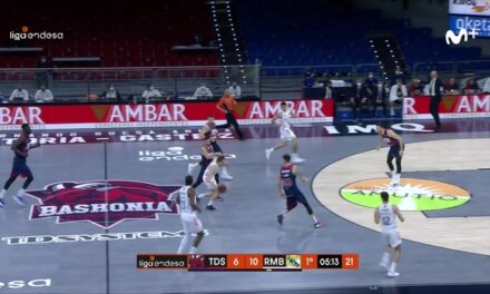 A beastly Tavares and Madrid do not give Baskonia an option