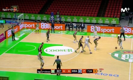Kay and Ndoye give Betis oxygen at the expense of Andorra