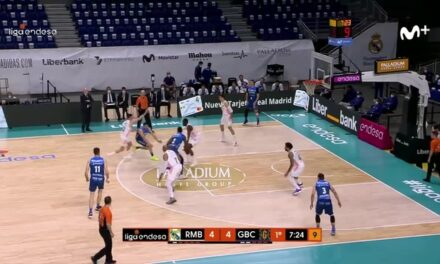 Tyus plays Tavares against the bottom and Real Madrid saves …