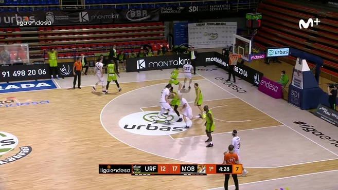 Trimble gives Fuenlabrada a vital victory in the fight for …