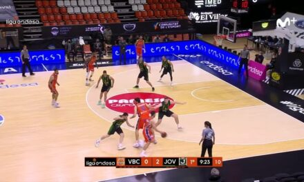 The Joventut regains the smile and assaults the Fonteta almost 13 …