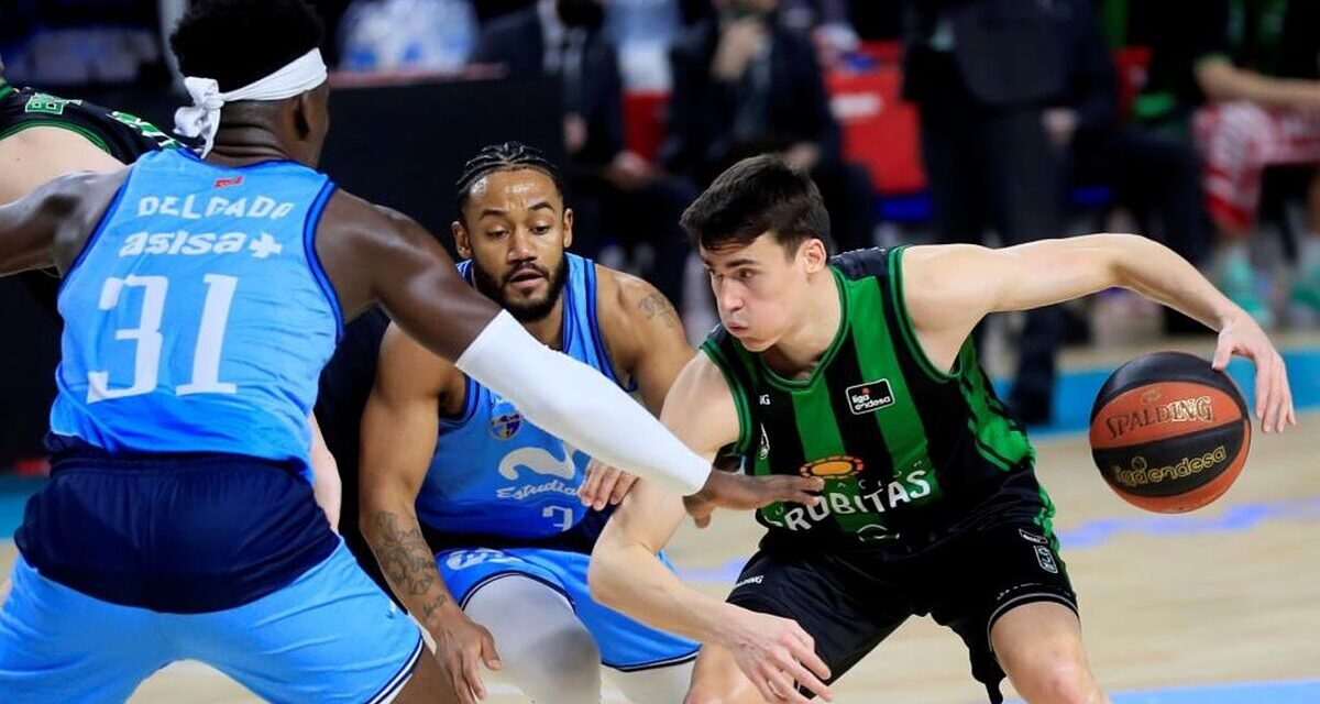 Joventut stifles the reaction of Estudiantes and lengthens his b …