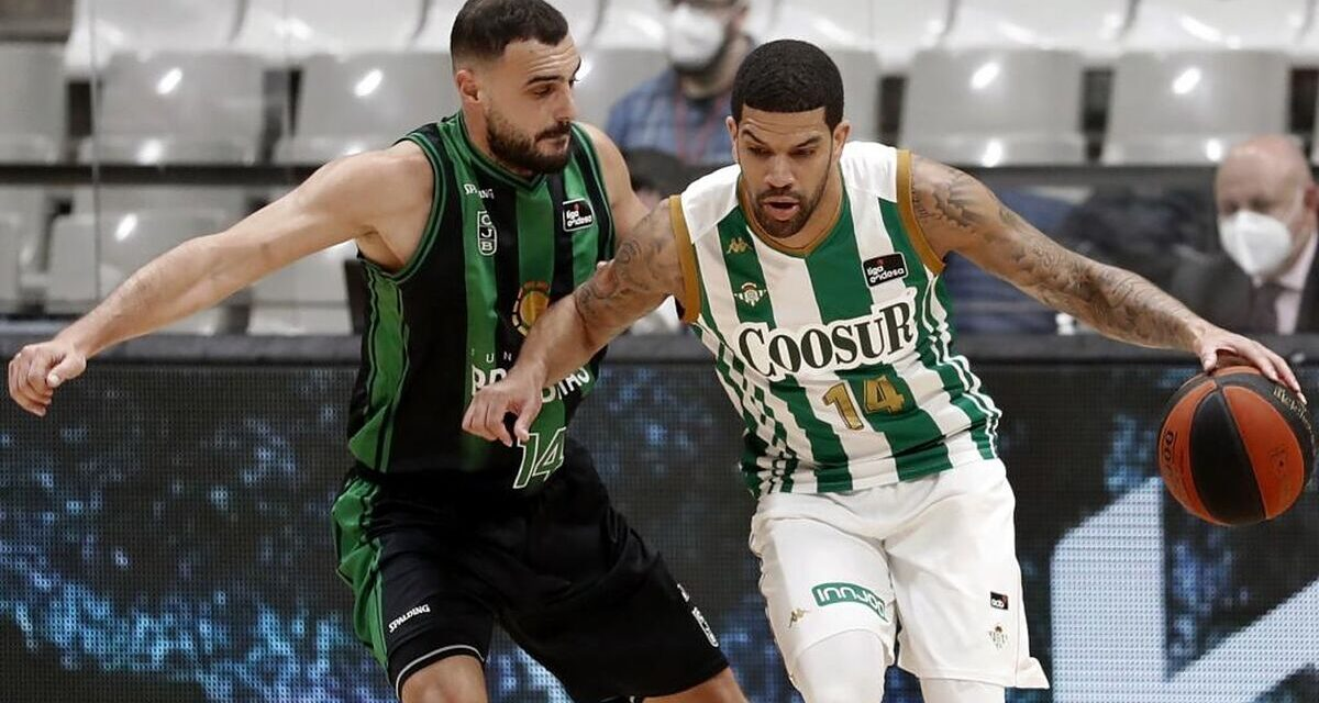 Coosur Betis takes oxygen at the expense of a Joventut just from …