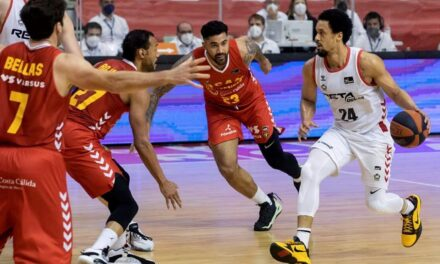 RETABet Bilbao submits UCAM Murcia in the extension and takes …
