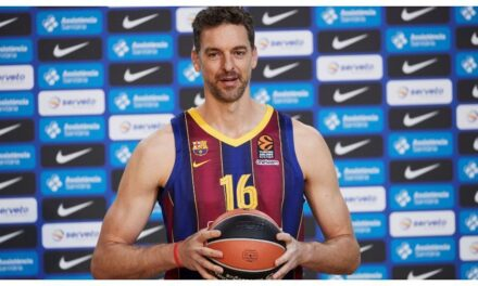 Pau Gasol will debut with Barça against Bayern or … at Cl …