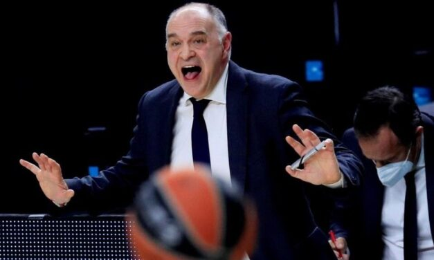"""Pablo Laso: """"I have the team touched, we have a lot of whip …"""
