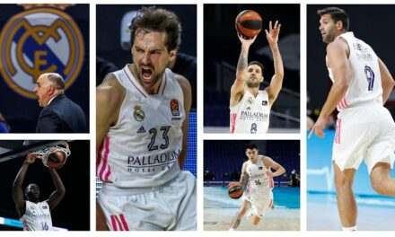 The duties of Real Madrid: Llull, Deck, Garuba, announce the …