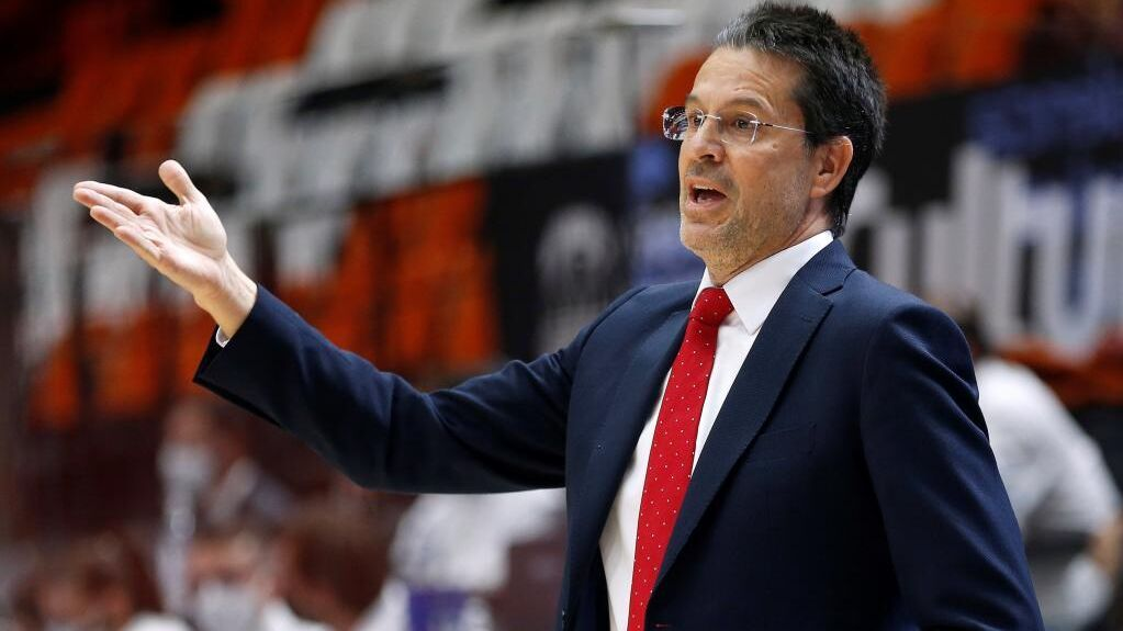 """Pedro Martínez: """"It is a privilege to be able to train in the ACB"""""""
