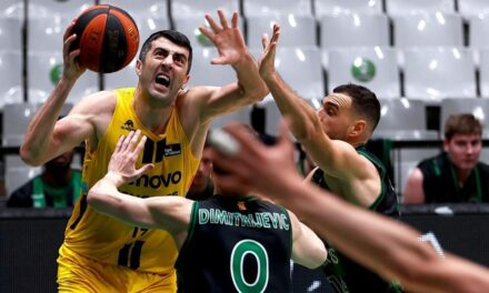 Joventut submits Lenovo Tenerife and takes a giant step …