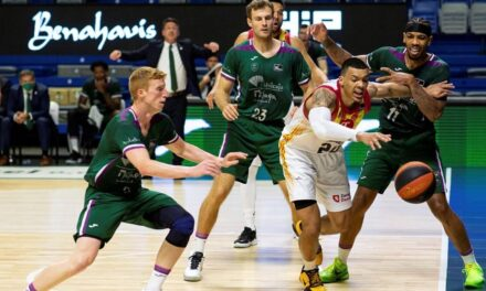 Casimiro takes revenge and complicates the playoffs to Unic …