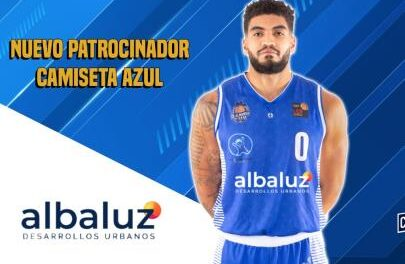 Albaluz, new sponsor for CB Almansa