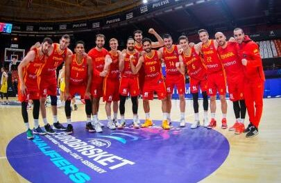 Spain, seeded in the Eurobasket 2022 draw