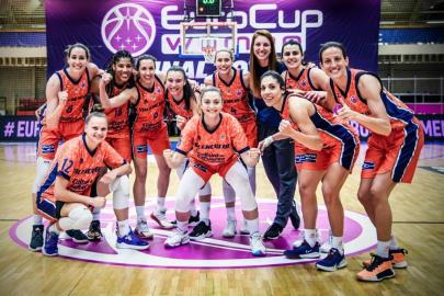 Semifinals: A historic Valencia Basket will fight for the title …