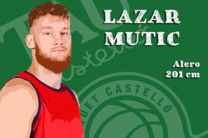 Bosnian forward Lazar Mutic will be Romà Bas's replacement in …