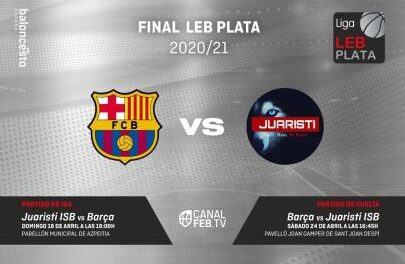 Barça B and Juaristi ISB will fight for promotion in the Final of …