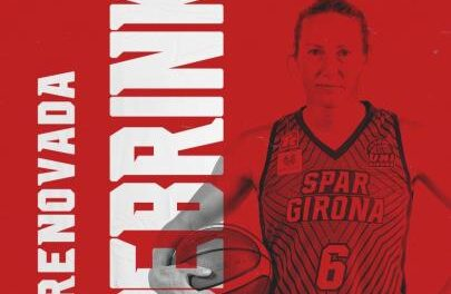 Frida Eldebrink renews her contract with Spar Girona for a …