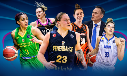 First returns released in EuroLeague Women Awards voting