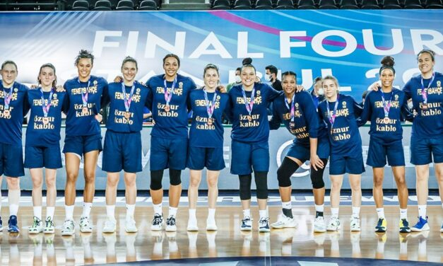 Fenerbahce Oznur Kablo finish with a flourish in Third Place…